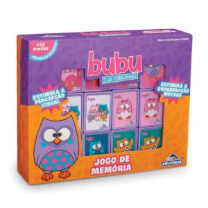 REF 0244 | Jogo de Memória Bubu