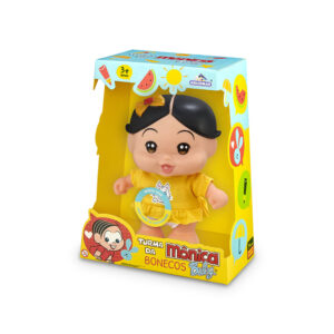 REF 0413 | Bonecos Turma da Mônica – Magali