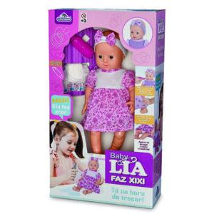 REF 0421 | Baby Lia Faz Xixi