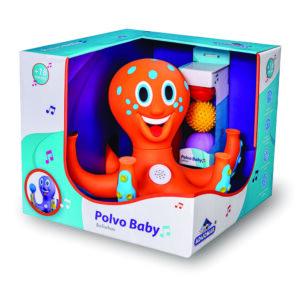 REF 0880 | Polvo Baby Bolinhas