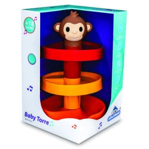 REF 0881 | Baby Torre Bolinhas