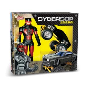 REF 0827 | CyberCop Predator