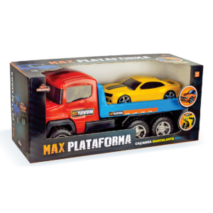 REF 0834 | Max Plataforma VORAX