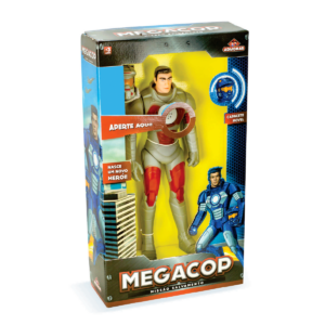 REF 0836 | MegaCop Missão Salvamento