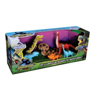 REF 0838 | Dinossauros Evolução