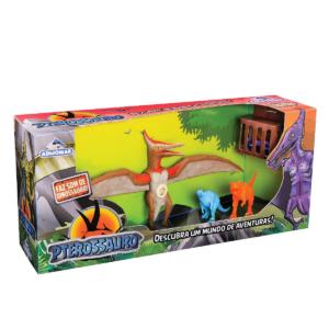 REF 0843 | Pterossauro