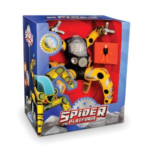 REF 848 | Spider Platform