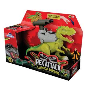REF 0863 | Rex Attack Lança Míssil