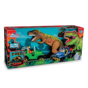 REF 0866 | T-Rex Safari