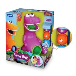 REF 0868 | Baby Rex Bolinhas